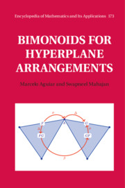 Bimonoids for Hyperplane Arrangements