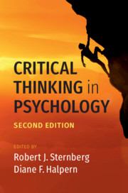 Critical Thinking in Psychology