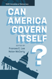 Can America Govern Itself?