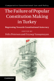 The Failure of Popular Constitution Making in Turkey