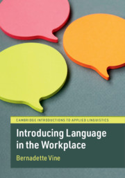 Cambridge Introductions to Applied Linguistics