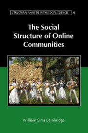 The Social Structure of Online Communities