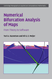 Numerical Bifurcation Analysis of Maps