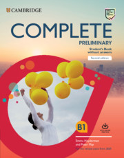 Complete Preliminary 2nd Edition