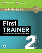 First Trainer