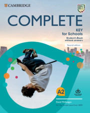 Complete Key for Schools 2nd Edition