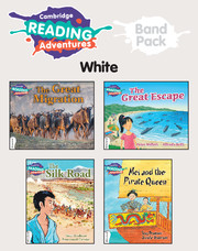 Cambridge Reading Adventures White Band Pack