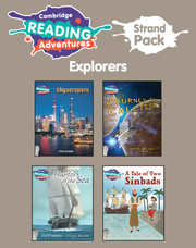 Cambridge Reading Adventures Explorers Strand Pack