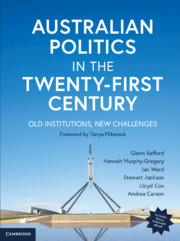Australian Politics in the Twenty-First Century