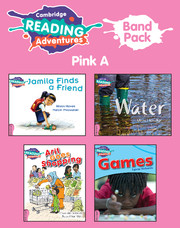 Cambridge Reading Adventures Pink A Band Pack