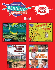 Cambridge Reading Adventures Red Band Pack