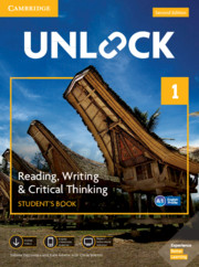 Unlock 2nd Edition