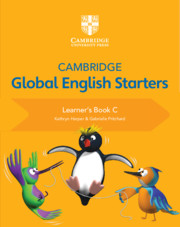 Cambridge Global English Starters Learner's Book C