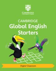 Cambridge Global English Starters Cambridge Elevate Digital Classroom (1 Year)