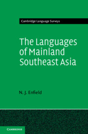 The Languages of Mainland Southeast Asia