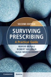 Surviving Prescribing