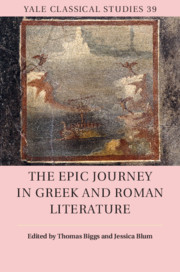 The Epic Journey in Greek and Roman Literature
