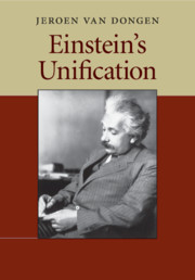 Einstein's Unification