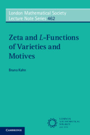 Zeta and L-Functions of Varieties and Motives