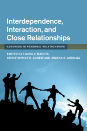 Interdependence, Interaction, and Close Relationships