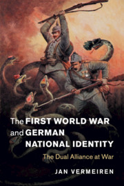 The First World War and German National Identity