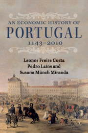 An Economic History of Portugal, 1143–2010