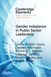 Gender Imbalance in Public Sector Leadership
