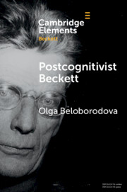 Elements in Beckett Studies