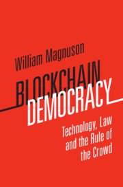 Blockchain Democracy