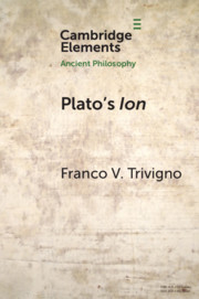 Elements in Ancient Philosophy