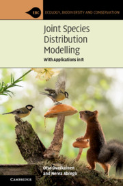 Joint Species Distribution Modelling
