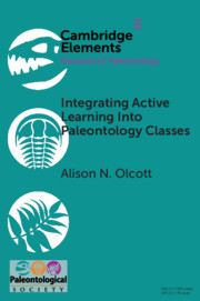 Integrating Active Learning into Paleontology Classes