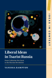 Liberal Ideas in Tsarist Russia