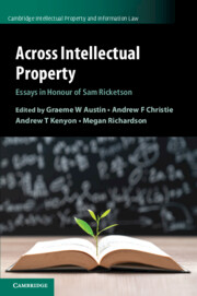 Across Intellectual Property