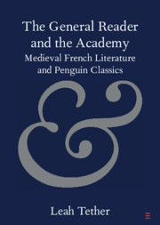 The General Reader and the Academy
