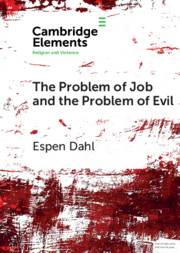 The Problem of Job and the Problem of Evil