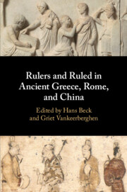 Rulers and Ruled in Ancient Greece, Rome, and China