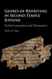 Genres of Rewriting in Second Temple Judaism