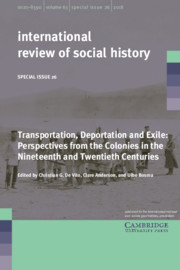 Transportation, Deportation and Exile