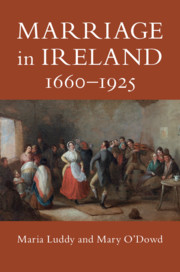 Marriage in Ireland, 1660–1925