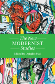 The New Modernist Studies