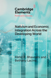 Nativism and Economic Integration across the Developing World