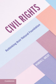 Cambridge Studies on Civil Rights and Civil Liberties