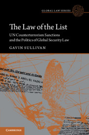 The Law of the List