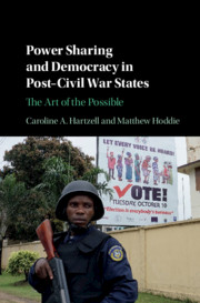 Power Sharing and Democracy in Post-Civil War States