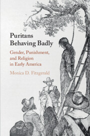 Puritans Behaving Badly