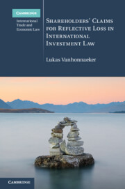 Shareholders' Claims for Reflective Loss in International Investment Law