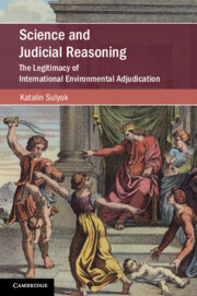 Science and Judicial Reasoning