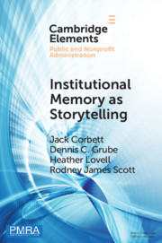 Institutional Memory as Storytelling