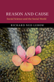 Reason and Cause